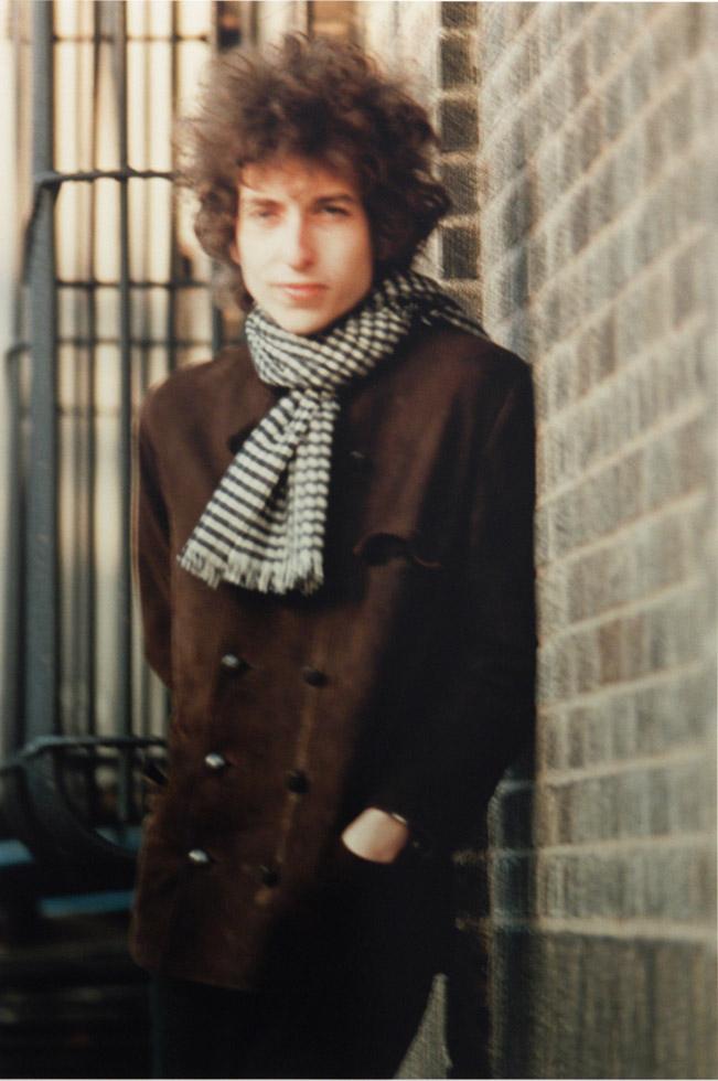 Bob Dylan Blond On Blonde 45