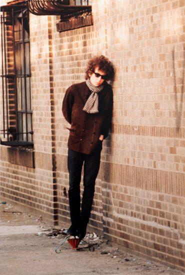 Jerry Schatzberg, Bob Dylan Xmas Tree