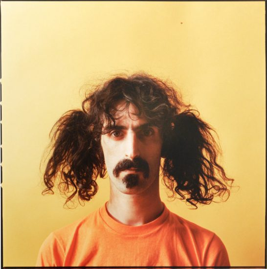 Jerry Schatzberg, Frank Zappa Himself