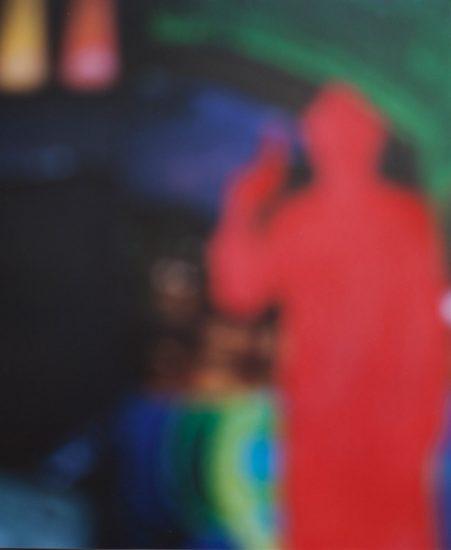 Bill Armstrong, Untitled (Film Noir #1406)