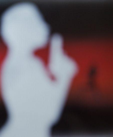 Bill Armstrong, Untitled (Film Noir #1415)