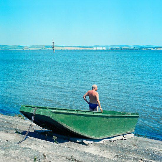 Evzen Sobek, Green Boat