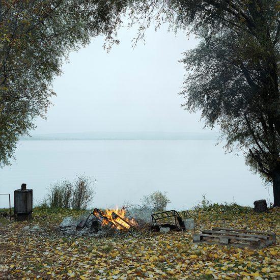 Evzen Sobek, Fire