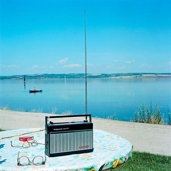 Evzen Sobek, Radio