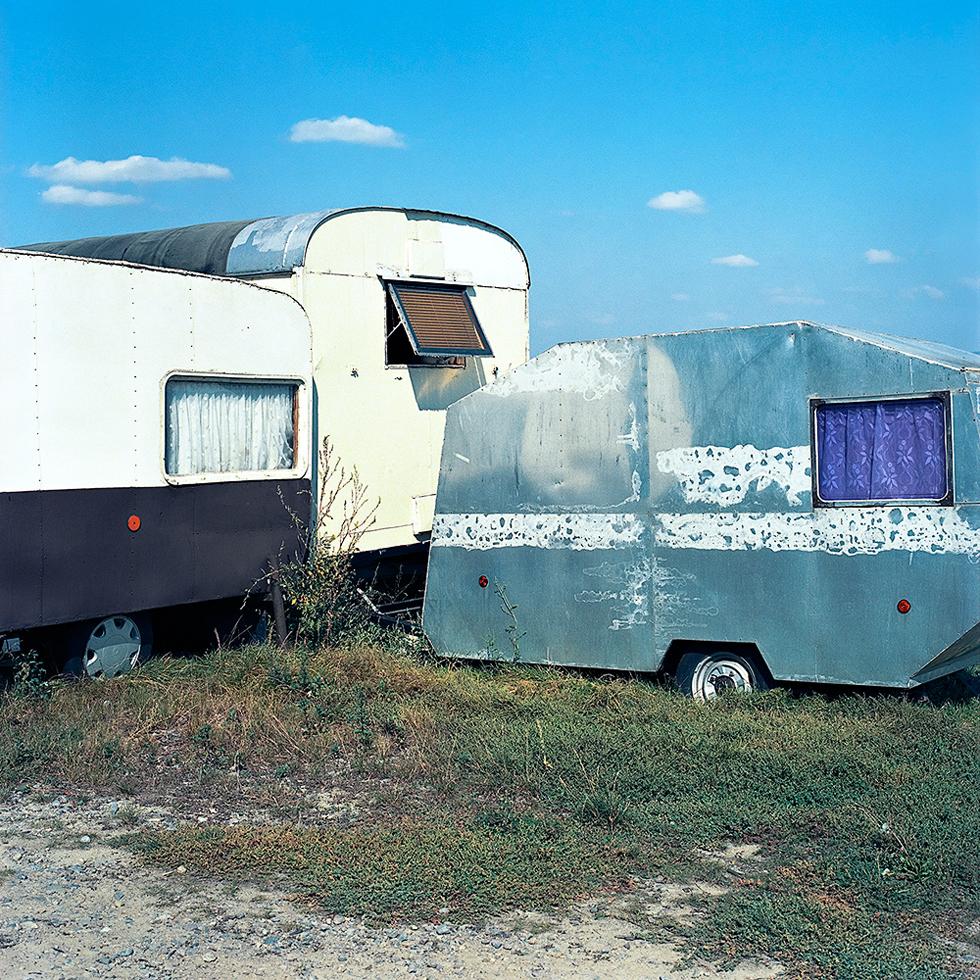 Untitled (Caravans)