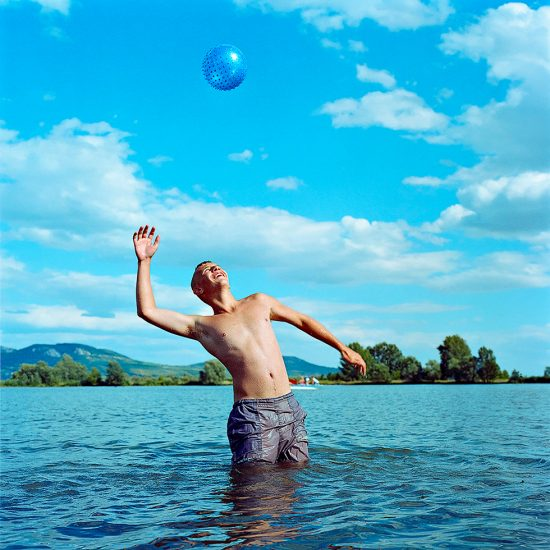 Evzen Sobek, Boy with Ball