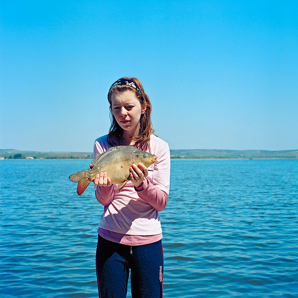 Untitled (Woman with Fish)