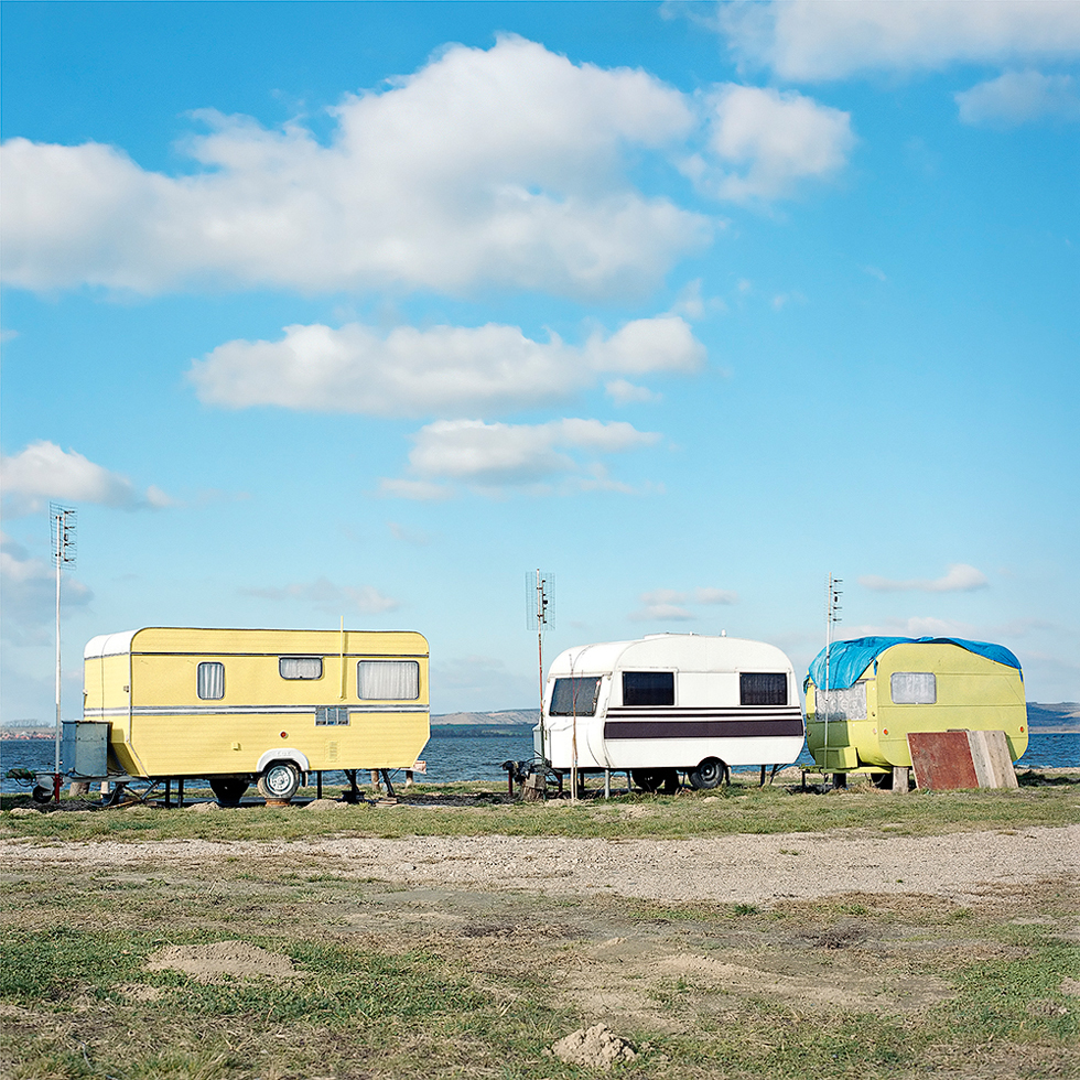 Untitled (Caravans)