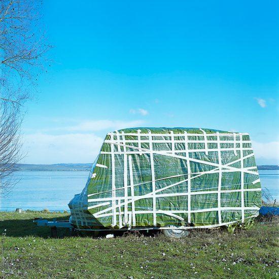 Evzen Sobek, Wrapped Caravan