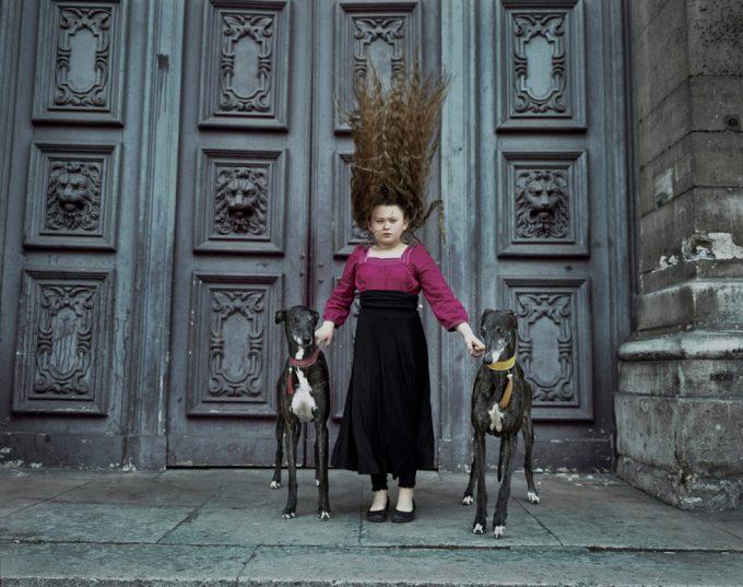 Robin Schwartz, Paris Greyhound Hair