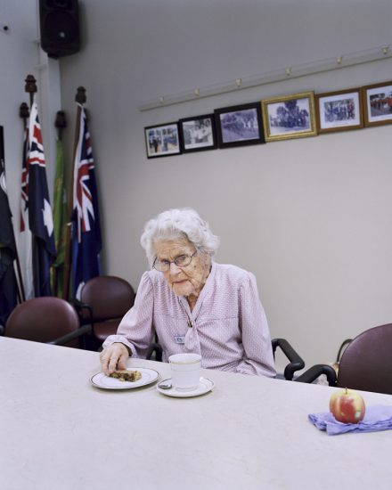Amy Stein, Afternoon Tea. Hay Country Women's Association, Hay