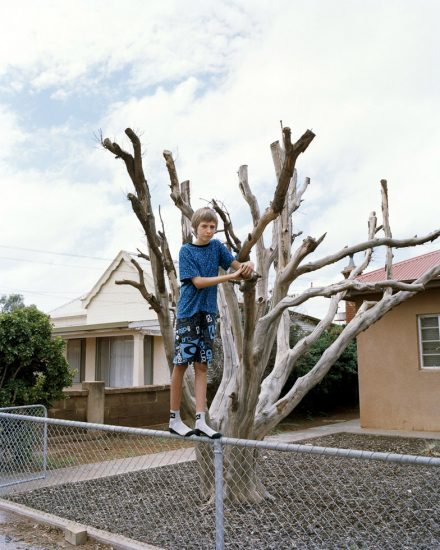 Amy Stein, Boy with the Tree, Broken Hill