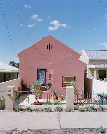 Amy Stein, Pink House, Broken Hill
