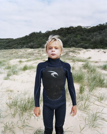 Amy Stein, Young Surfer II, Ulladulla