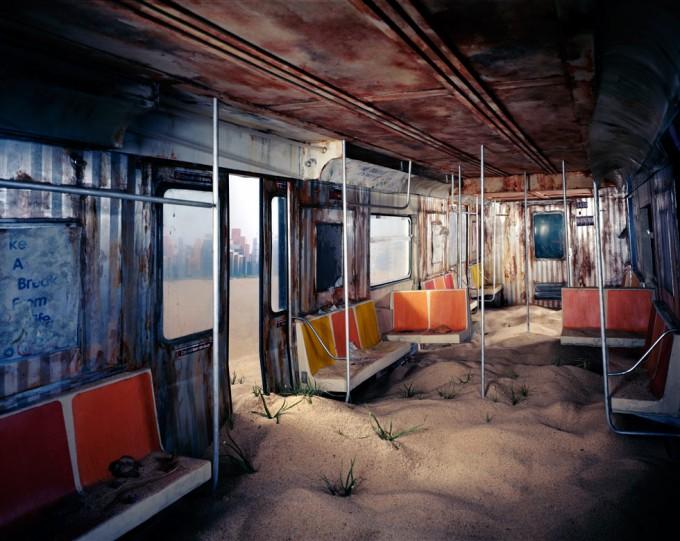 Lori Nix, Subway