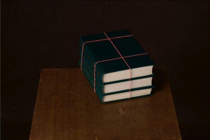 Vadim Gushchin, Circle of Reading #1