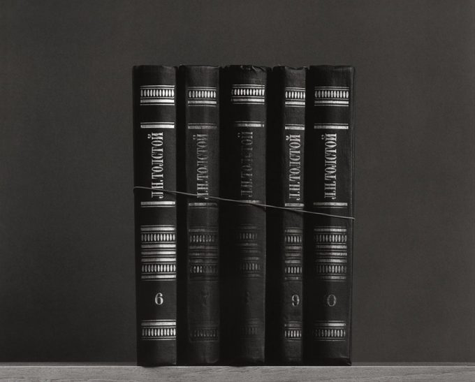 Vadim Gushchin, Library #1