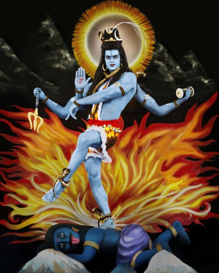 Manjari Sharma, Lord Shiva