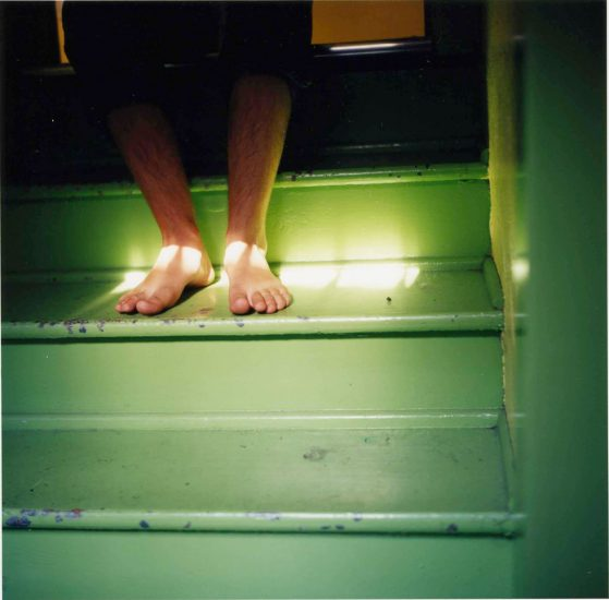 Laura Valenti, Green Stairs