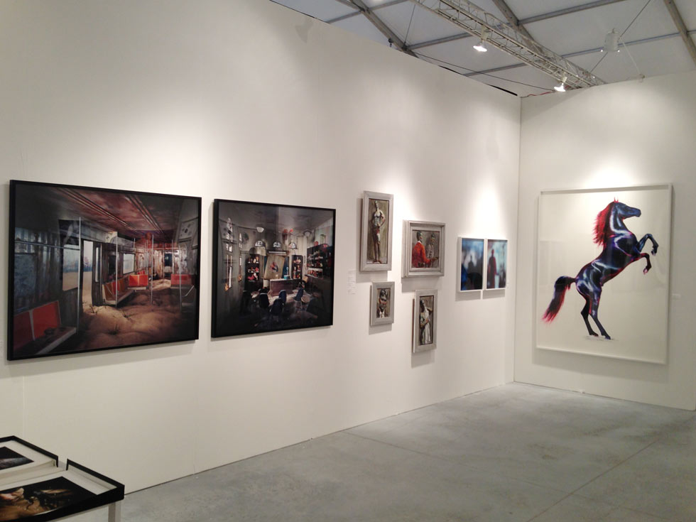 ClampArt at CONTEXT Art Miami