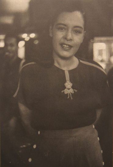 Roy DeCarava, Billie Holiday