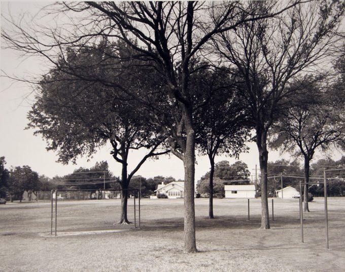 Frank Gohlke, Playground of Crockett Elementary School