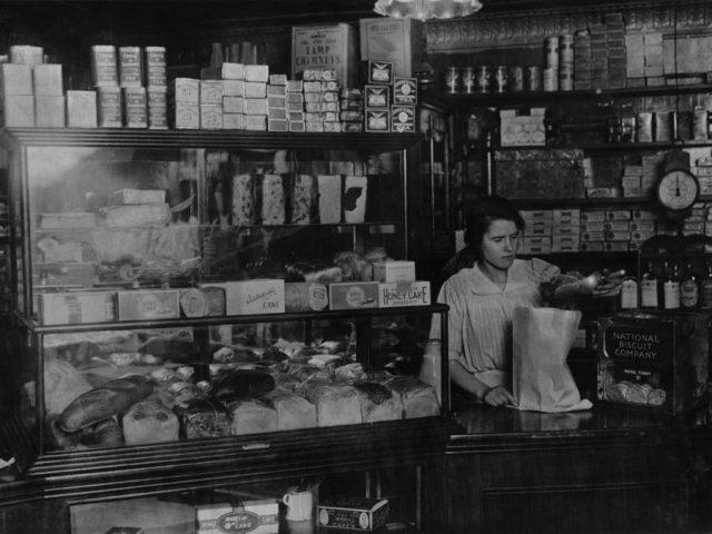 Lewis Hine, Bakery