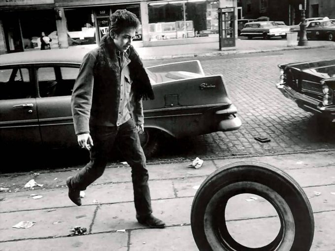 Jim Marshall, Bob Dylan