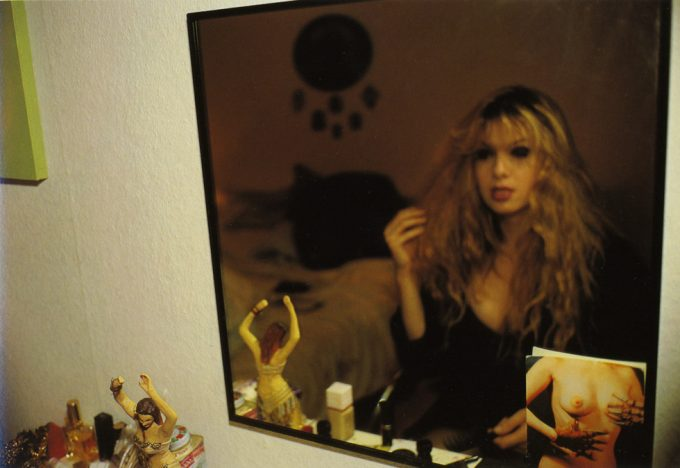 Nan Goldin, Joey In My Mirror