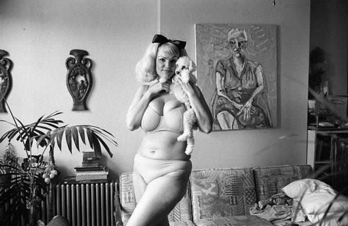 Amy Touchette, Home, in Bikinis