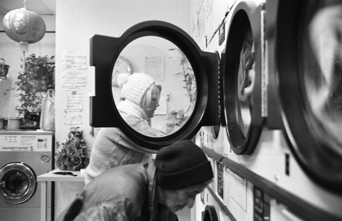 Amy Touchette, Laundromat Greenpoint