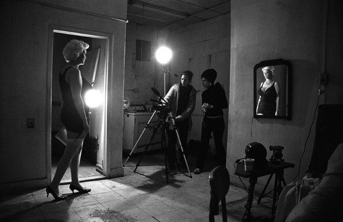 Amy Touchette, Film Shoot, Chinatown, No. 1