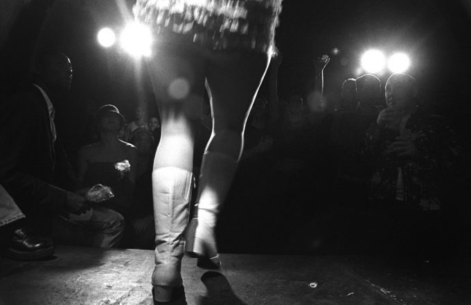 Amy Touchette, Stage Entrance
