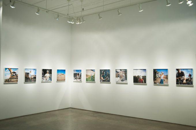 Brian Finke, Construction Exhibition