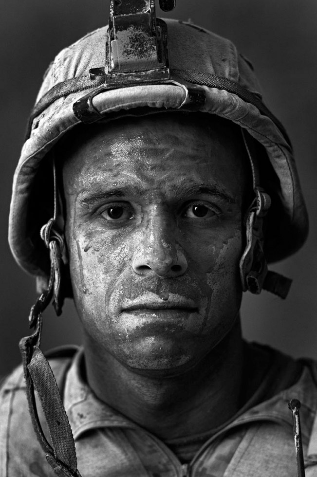 Louie Palu, Marines 02