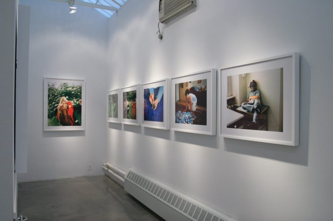 Monika Merva The City of Children Exhibition