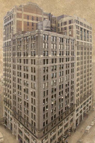 Marc Yankus, Three Buildings