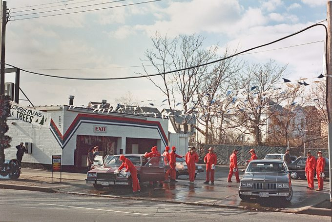 Armand Agresti, Car Wash, Howard Beach