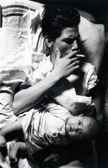 Larry Clark, Billy with Baby