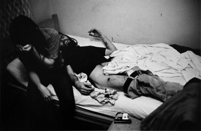 Larry Clark, Accidental Gunshot Wound