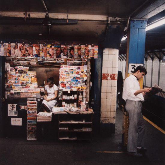 Janet Delaney, Subway Readers