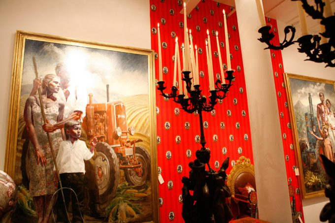 Gracious Dictator Installation 1