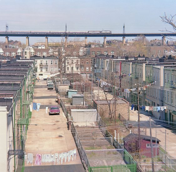 Armand Agresti, Hell Gate Bridge, Astoria