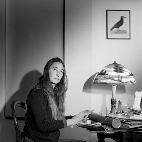 Jeanette Montgomery Barron, Jenny Holzer