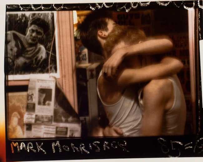 "Two photographs by Mark Morrisroe are included in ""I, You, We"" at the Whitney Museum of American Art"