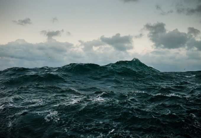 Corey Arnold, The North Sea