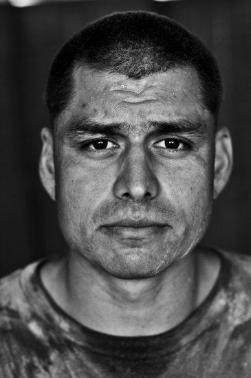 Louie Palu, Marines 012