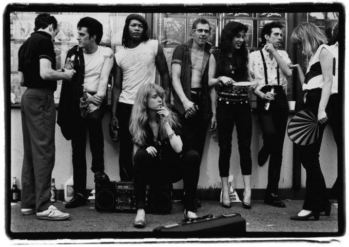 Amy Arbus, The Clash