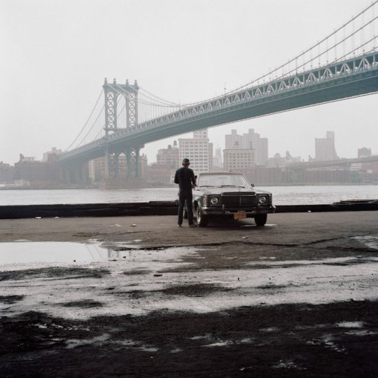 Janet Delaney, Manhattan Bridge