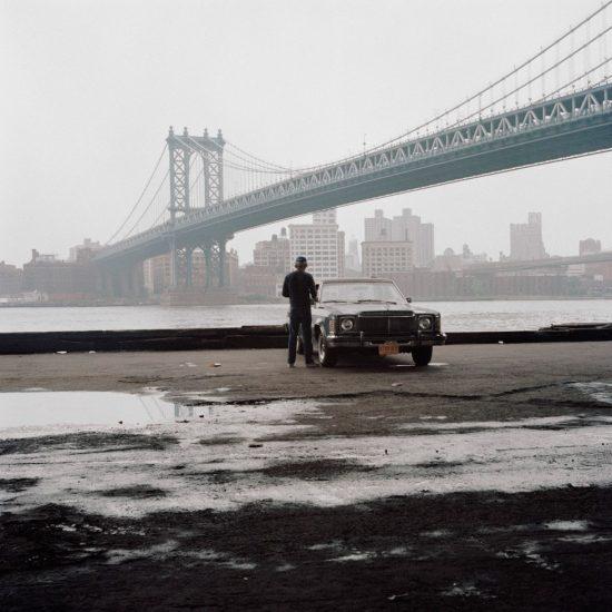 Janet Delaney, Manhattan Bridge